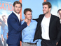 Enjoy all the Hemsworth brothers under one roof