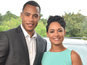 Empire's Grace Gealey and Trai Byers engaged