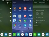 Microsoft's Arrow Launcher for Android