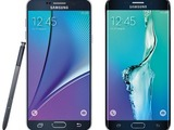 Leaked Samsung Galaxy Note 5 and S6 Edge+ renders