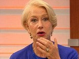 Dame Helen Mirren accidentally swears on Good Morning Britain