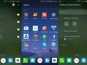 Computing giant wants to repaint your Android home screen.