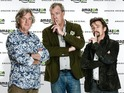 Jeremy Clarkson, Richard Hammond and James May are coming back to your screen.