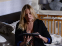 How will Ronnie react when confronted over her paranoid behaviour?