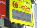 Kindle-like technology now powering road signs in Sydney, Australia.