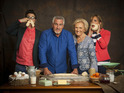 Despite a slight drop in numbers, Mary Berry still rules Wednesdays.