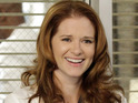 Sarah Drew as Dr April Kepner in Grey's Anatomy