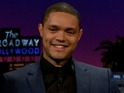 Trevor Noah on The Late Late Show with James Corden