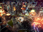Watch Crackdown 3's first hugely destructive footage from gamescom 2015