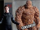 Why doesn't The Thing wear pants? Fantastic Four cast answer the film's burning question