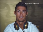 Cristiano Ronaldo walks out of interview after being asked about FIFA: 'This is bulls**t'