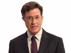 The Late Show with Stephen Colbert promo