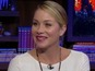 Applegate quizzed on ditching Brad Pitt date