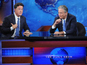 Jon Stewart bids farewell to Daily Show