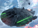 Taking to the skies in TIE Fighter versus X-Wing multiplayer at gamescom is harder than it looks.