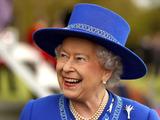 Queen Elizabeth II, April 2015
