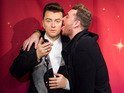 """The 'Stay With Me' singer says getting a waxwork is the """"ultimate 'pinch yourself' moment""""."""