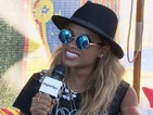 Fleur East's impression of Cheryl is genuinely quite good