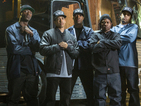 NWA biopic Straight Outta Compton debuts at number one on the UK box office chart