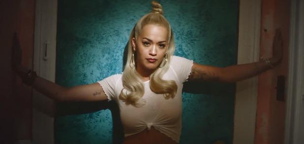 Rita Ora - Body on Me ft. Chris Brown music video