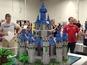 Zelda fan makes huge Hyrule Castle from LEGO
