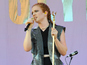 Jess Glynne breaks down in tears at V Festival