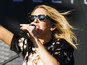 Ellie Goulding brings the energy to V Festival