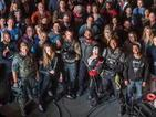 Director David Ayer reveals huge cast and crew photo as Suicide Squad wraps