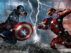 Marvel's greatest heroes choose Team Cap or Team Iron Man in this Captain America: Civil War concept art