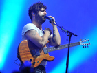 Foals pull out of Radio 1 Live Lounge after singer Yannis Philippakis 'snaps his larynx'