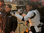 New Star Wars: The Force Awakens pictures show more of John Boyega's stormtrooper