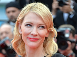Cate Blanchett at Cannes 2015