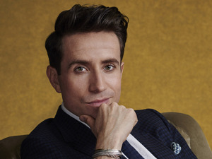 X Factor 2015: Nick Grimshaw