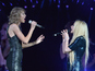 Avril Lavigne joins Taylor Swift on stage