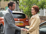 Dot is welcomed back to Albert Square