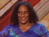 Susan Price auditions on The X Factor