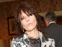 Chrissie Hynde at Vivienne Westwood book launch, October 2014