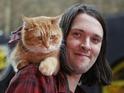 Luke Treadaway has cat, will travel.
