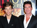 Simon Cowell with One Direction