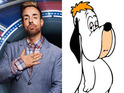 Celebrity Big Brother lookalikes: Stevi Ritchie - Droopy the Dog