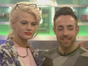 Celebrity Big Brother Day 2 (August 28): Stevi Ritchie and Chloe Jasmine