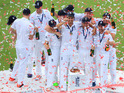Sky Sports is given out as Australian International Cricket moves home for the next five years.