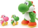 Giant Yoshi Amiibo is assigned a release date along with new Smash Bros figures.