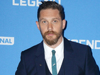 Tom Hardy brought his dog Woody to the Legend premiere and it was adorable