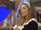 Celebrity Big Brother's American housemates get a secret task to disgrace the British royals