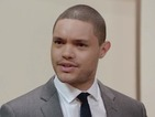 Watch The Daily Show's new host Trevor Noah assemble the Avengers of news – and learn how to pronounce 'zebra'