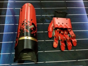 Starside Armory's MGS 5 bionic arm