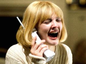 Drew Barrymore in Scream (1996)