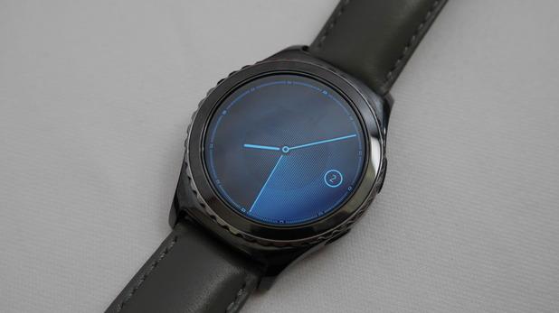 Samsung gear s2 có thể hoạt động được với idevices - 1