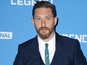 Tom Hardy's dog steals the show at Legend premiere